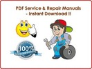 Thumbnail Cub Cadet 8454 Tractor Complete Service / Repair / Workshop Manual - 335+ Pages  * BEST * PDF DOWNLOAD!!