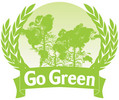 Thumbnail Environmental  Ebook Go Green Save Green with PLR Rights !