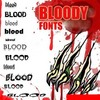 Thumbnail Bloody Fonts Collection!