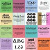 Thumbnail EXCLUSIVE 200+ Scrap Fonts Various Designers - DOWNLOAD NOW