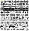 Thumbnail AMAZING 100+ DINGBATS FONTS (SYMBOL FONTS) - DOWNLOAD NOW !
