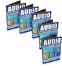 Thumbnail *NEW*! Audio Niche Automator Cash In By Converting Old Ebooks Into Great New Audio Products  - * Master Resell Rights * - Download (90 MB) !!