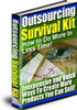 Thumbnail *HOT!* Outsourcing Survival Kit With Resale Rights (MRR)