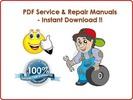 Thumbnail DOWNLOAD - KYMCO MXU 500 OFF ROAD ATV SERVICE MANUAL + OWNERS MANUAL - DIY SERVICE / REPAIR / SHOP MANUAL - 38 MB !!