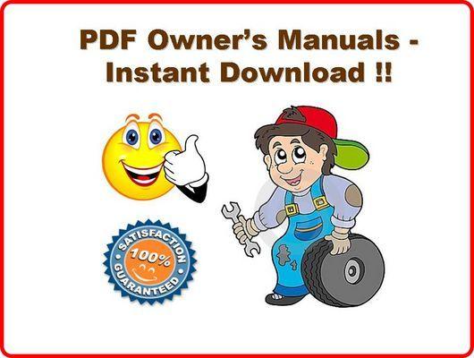 Thumbnail CADILLAC XLR 2007 - OWNERS MANUAL DOWNLOAD - ( BEST PDF EBOOK MANUAL ) - 07 CADILLAC XLR  - DOWNLOAD NOW !!
