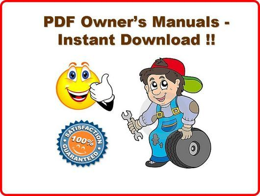 Pay for Poulan Pro OWNERS MANUAL MODEL PPR20H42STB LAWN TRACTOR PDF Download !!