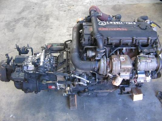 1999 2000 2001 ISUZU CHEVY GMC NPR NPR HD NQR W500 W4500 W5500 4HE1-TC 4HE1 TC 4HE1TC DIESEL ENGINE SERVICE / REPAIR / WORKSHOP – 140068494