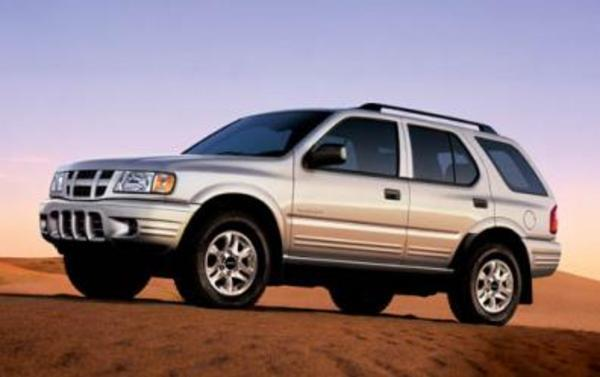 2000 ISUZU TROOPER RODEO AMIGO LHD  SERVICE / REPAIR / WORKSHOP MANUAL * BEST * 4500+ Pages - PDF DOWNLOAD !!