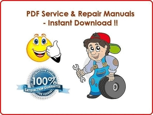 1995 isuzu trooper repair manual pdf