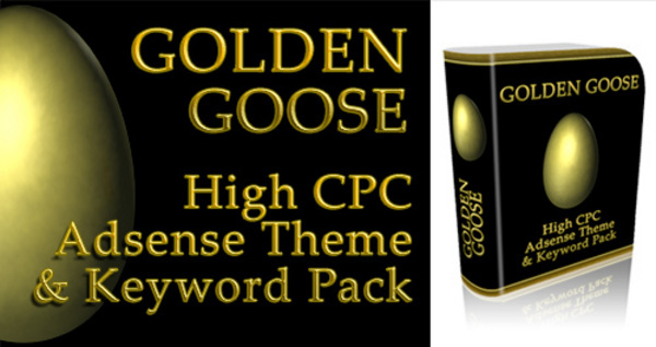 Pay for *HOT!!* Golden Goose -10 Niche Adsense Themes & $2 to $5.50 With - Private Label Rights (PLR)
