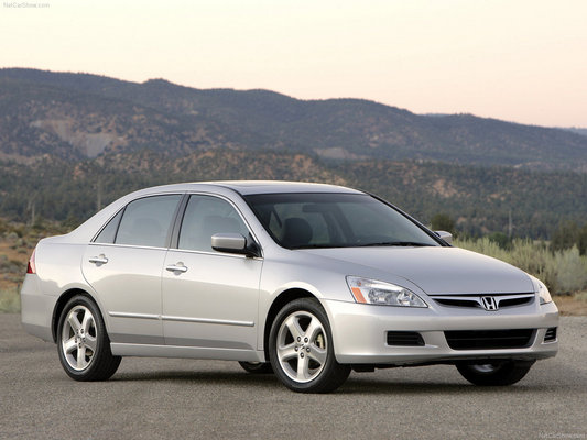 Honda Accord Repair Manual - Maintenance 2003 - 2007