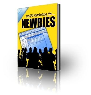NEW Email Marketing For Newbies – With Private Label Rights (PLR) & Master Resell Rights (MRR) – 32222474