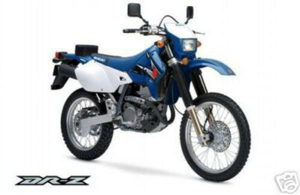 Pay for 2000 - 2007 SUZUKI DR-Z400 DRZ400 - MOTORCYCLE SERVICE REPAIR MANUAL (109 MB) - INSTANT DOWNLOAD!!