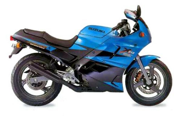 1991 – 1994 SUZUKI GSX250F GSX 250F GSX250 Workshop Manual / Repair Manual / Service Manual – INSTANT DOWNLOAD – 58046257