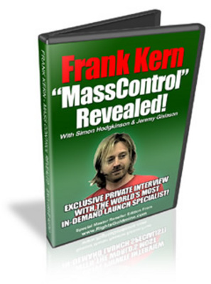 Pay for FRANK KERNs MASS CONTROL REVEALED - with MRR DOWNLOAD RIGHT NOW !