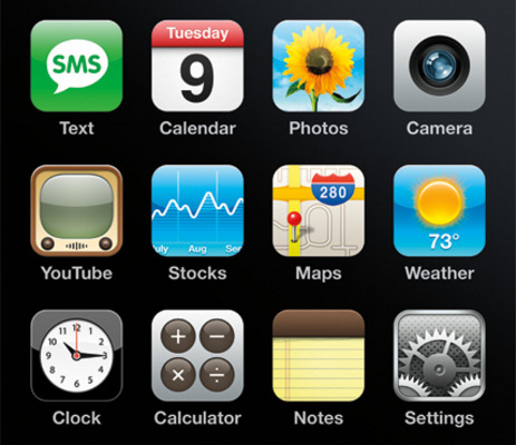 334 Iphone Icons png - Download Cell Phone Graphics