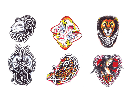 Pay for EXCLUSIVE 100+ HQ CELTIC TATTOO DESIGNS - DOWNLOAD NOW !
