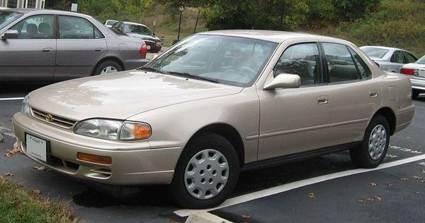Toyota Camry Repair Manuals 1992 1993 1994 1995 1996