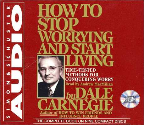 Pay for DOWNLOAD DALE CARNEGIE (mp3) HOW TO STOP WORRYING AND START LIVING AUDIOBOOK + EBOOK (pdf) !