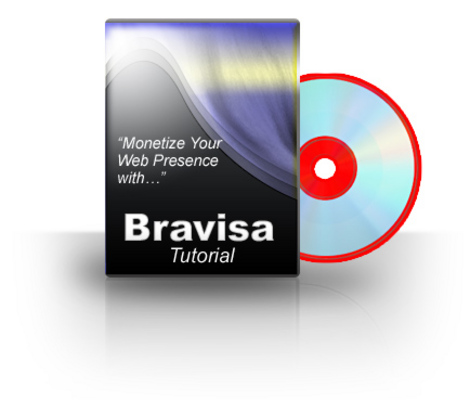 Pay for DOWNLOAD *New!* MAKE MONEY FROM BRAVISA - VIDEO TUTORIAL WITH PLR + MRR !