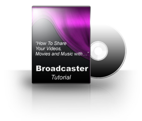 Pay for *New*! VIDEO TUTORIAL BROADCASTER.COM - SOCIAL NETWORKING TRAFFIC with full PLR RIGHTS !