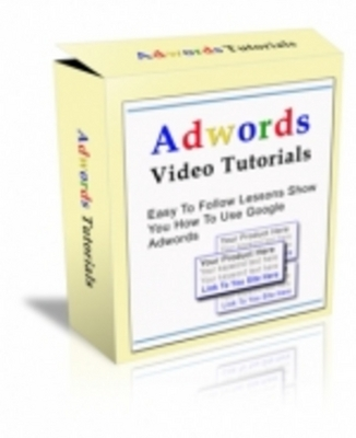 Pay for *New!* ADWORDS MAXIMIZER VIDEO TURORIAL with full PLR + MRR RIGHTS!
