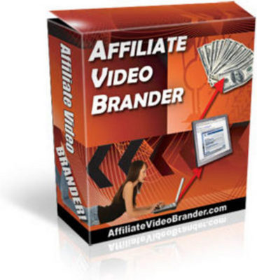 Pay for *New*! AFFILIATE VIDEO BRANDER SOFTWARE with Master Resale Rights* !