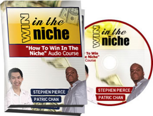 Pay for *NEW*! Win In Any Niche - Niche Marketing Audio Course with Master Resale Rights* !