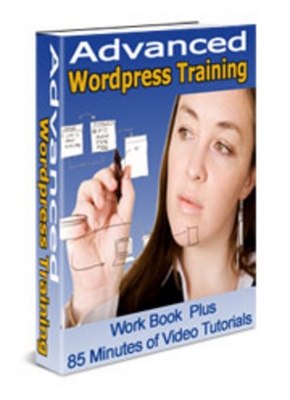 Pay for *New*! ADVANCED WORDPRESS TRAINING VIDEO SERIES  - 10+ Videos with Master Resale Rights!