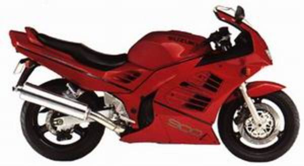 Suzuki Rf 900r Rf900r DIY Service Manual Repair Maintenance Manual – 87834532