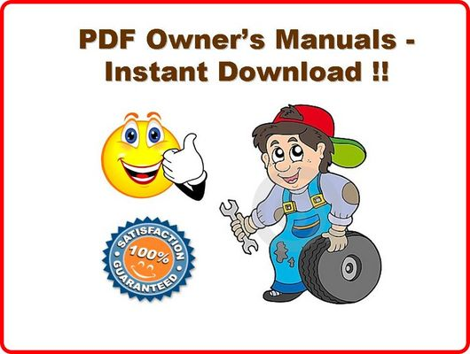 Pay for 2004 POLARIS SPORTSMAN 400 500 600 700 OWNERS MANUAL * PDF (5 MB) - INSTANT DOWNLOAD !!