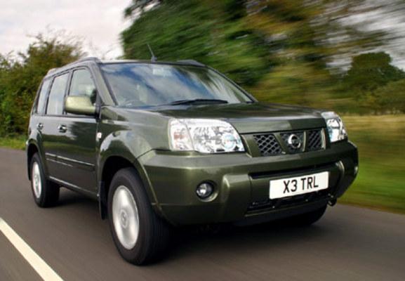 Nissan X-Trail 2001 2002 2003 2004 2005 2006 2007 Factory/ Service/ Workshop/ Maintenance/ Repair/ Owner FSM PDF Manual