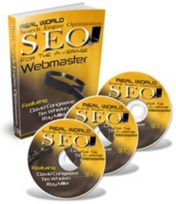 Pay for *NEW* SEO For The Average Webmaster Audio Course (with MRR) !