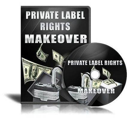 Pay for *NEW!* Private Label Rights (PLR) Makeover - (12 Videos + 380+ MB ) With Resell Rights - Techniques To Makeover Your Ordinary PLR Products Into Prize Winning, Profit Pulling Product Creations