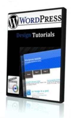 Pay for  *NEW!* Wordpress Design Tutorials - Video Series (4 Videos) - With Master Resale Rights (MRR) !