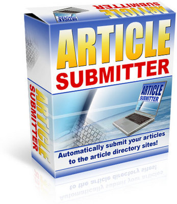 Pay for *NEW!*Article Submitter Software - With Resale Rights!