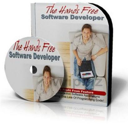 Pay for *NEW*! The Hands Free Software Developer : AudioBook (7 Audios) with Master Resell Rights!!