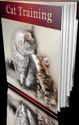 Pay for Cat Training Ebook + AudioBook (MP3) - How You CAN Train Your Cat! with Master Resale Rights