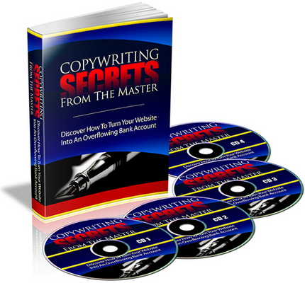 New Copywriting Secrets From The Master AudioBook MP3 200MB 100Mins EBook with Private Label Rights – 9133443