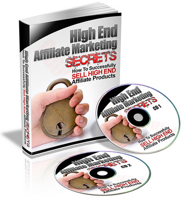 Pay for *NEW!* High End Affiliate Marketing Secrets (Audio - MP3) with Private Label Rights (PLR)