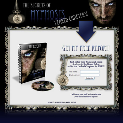 Pay for *NEW!* Hypnosis Nichesite + EBook + Audio(4 MP3) - with Private Label Rights(PLR)
