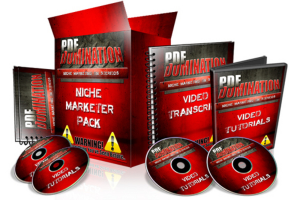 NEW PDF DOMINATION(160MB) Video Course 12 Videos with Master Resale Rights MRR – 9202827