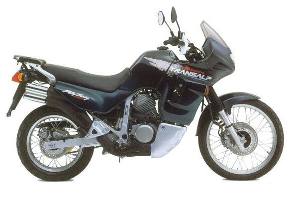 HONDA XL600 TRANSALP DIY SERVICE REPAIR MANUAL 1986 to 2001 – 9219284