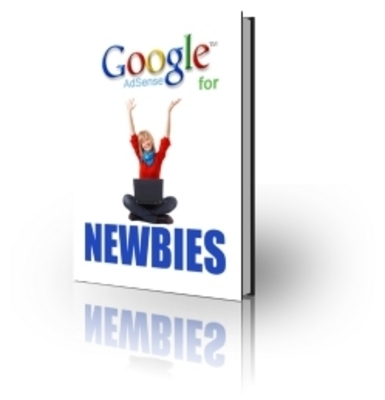 Pay for *NEW!* Google AdSense for Newbies Guide - With Private labels Rights (PLR) !