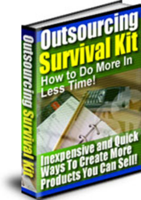 Pay for *HOT!* Outsourcing Survival Kit With Resale Rights (MRR)