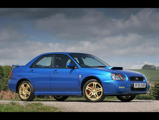 Download   162 Mb  2005 Subaru Impreza Sti Rs Wrx   Repair Manual