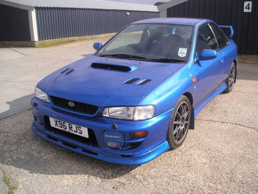Subaru Impreza P1 - DIY Factory Service Manual (FSM) / Repair Manual ...