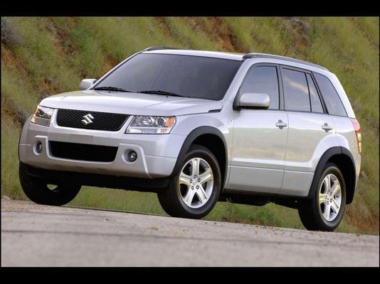 Suzuki Grand Vitara XL7 (1998 1999 2000 2001 2002 2003 2004 2005 2006)