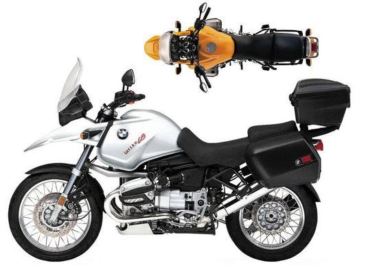 BMW-R1150GS-Motorcycle