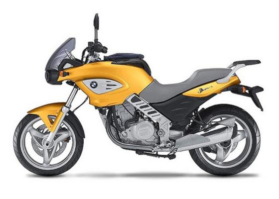 BMW-F650CS-Motorcycle